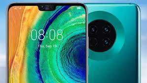 Huawei Mate 30 tanıtıldı