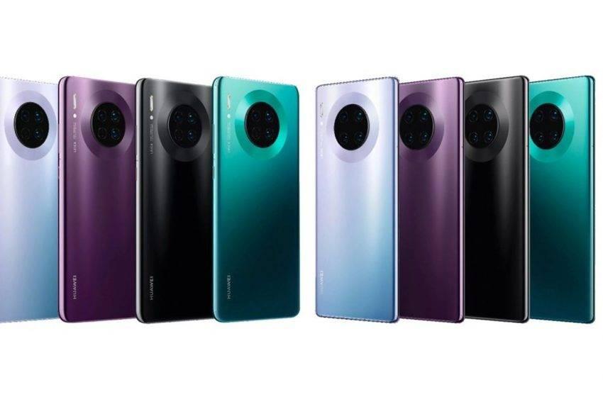 Huawei Mate 30 Pro tanıtıldı