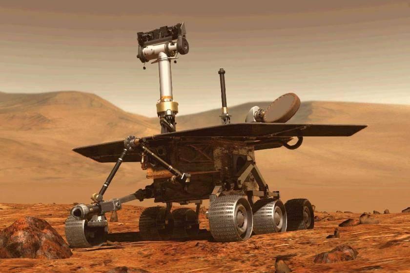 2020'de Mars'a gönderilecek uzay aracı tamamlandı
