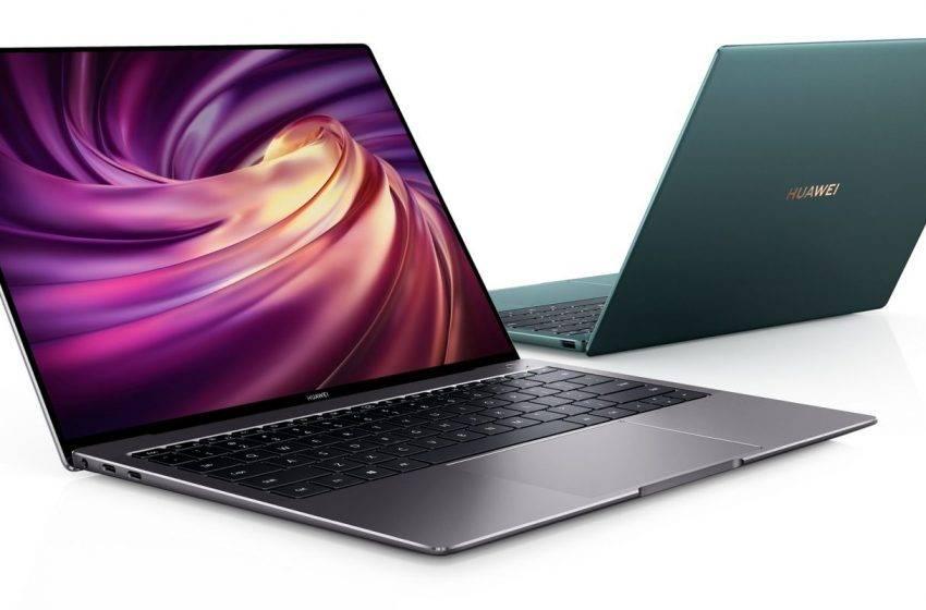 Huawei MateBook X Pro 2020 tanıtıldı