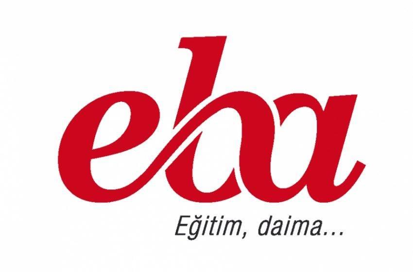 Uzaktan eğitim Eba platformu yayınlarına başlıyor
