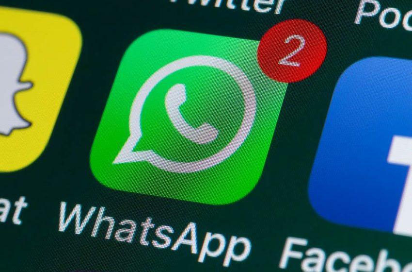 WhatsApp mesajları kendi kendini imha edecek
