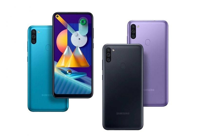 Samsung Galaxy M11 tanıtıldı! İşte özellikleri
