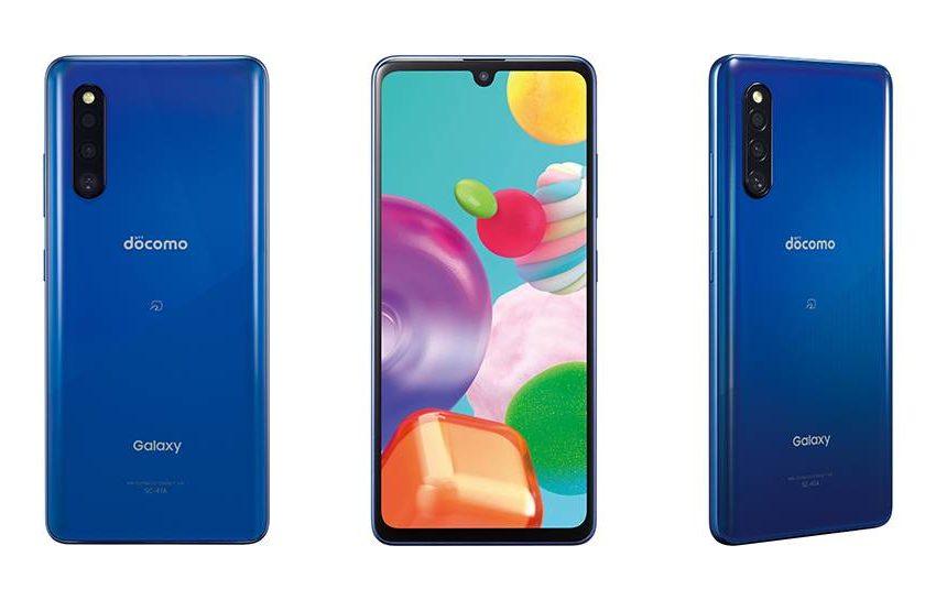 Samsung Galaxy A41 tanıtıldı! İşte özellikleri