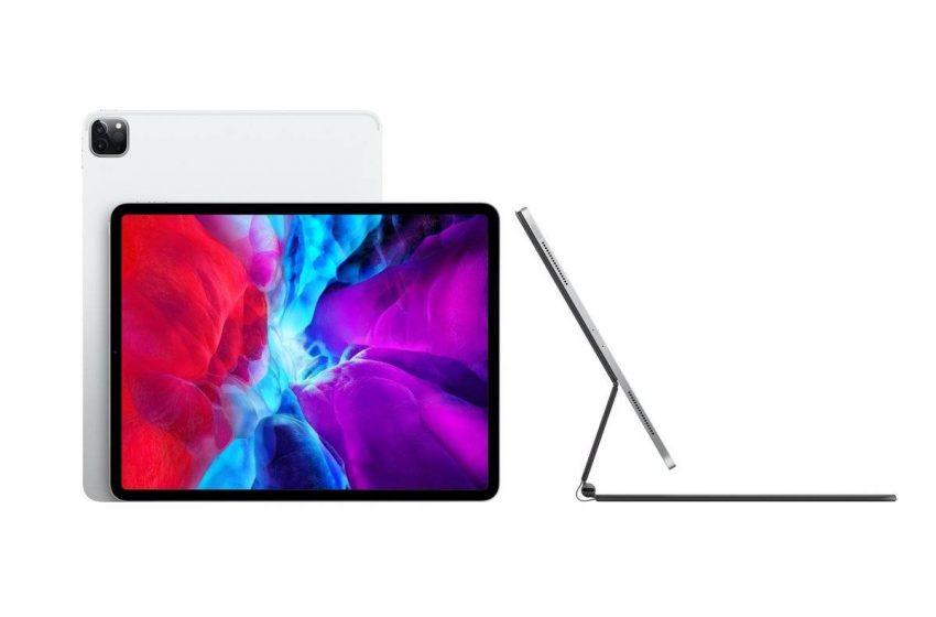 iPad Pro 2020 tanıtıldı! İşte özellikleri