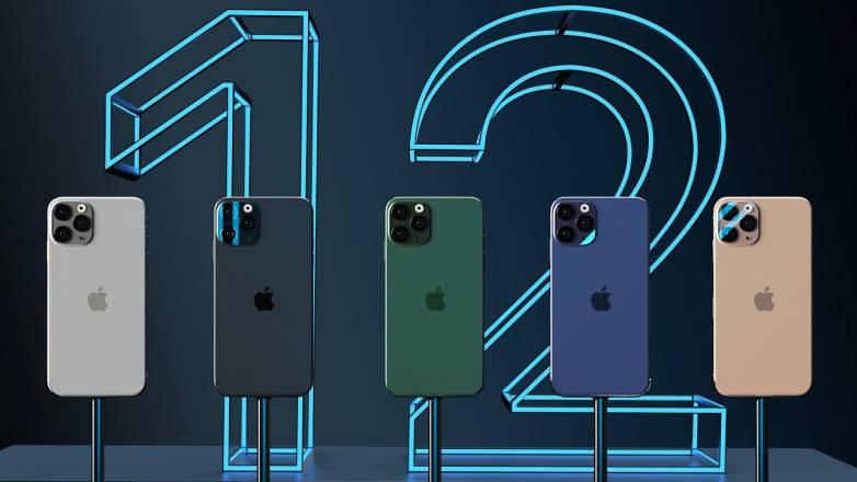 iPhone 12'de çentik ekran olmayabilir
