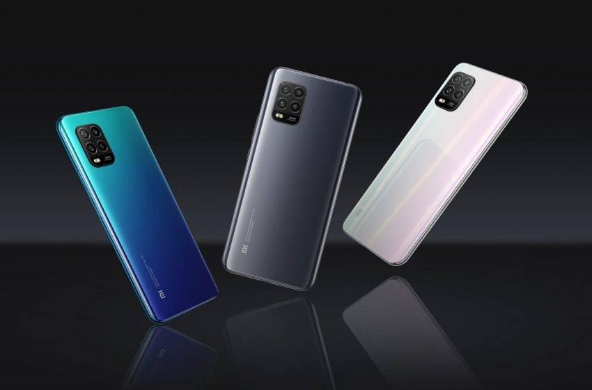 Xiaomi'nin Mi 10 ailesi tanıtıldı