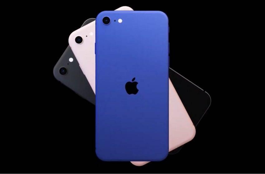 iPhone SE 2 cihazının tanıtım tarihi sızdırıldı