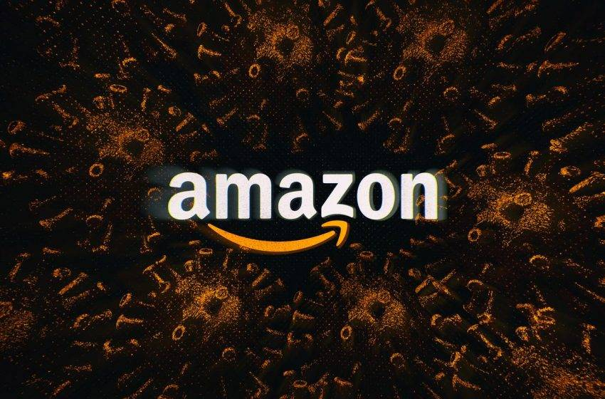 Amazon depolarına Korona tedbirleri