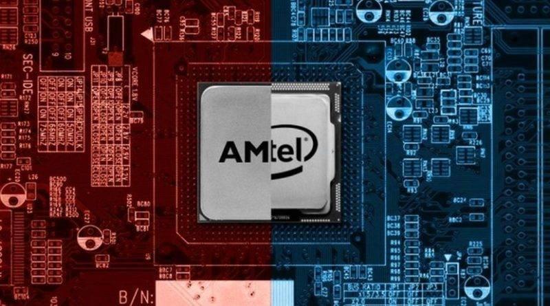 AMD işlemci satışları Intel'i geçti