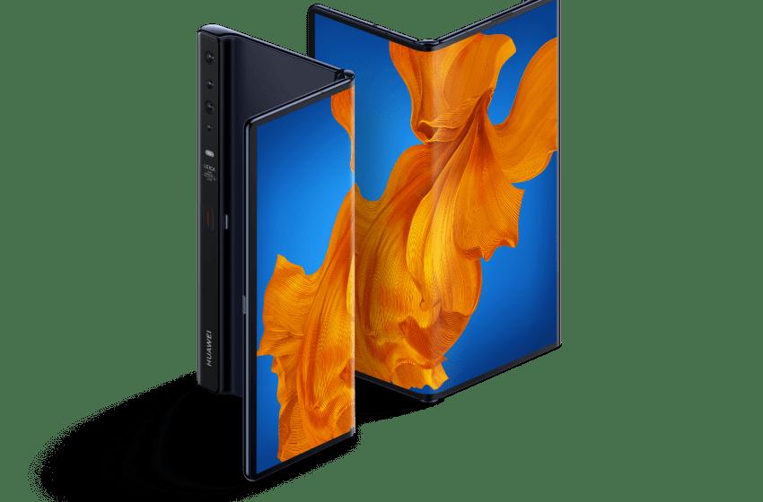 30 bin TL'lik telefon: Huawei Mate Xs