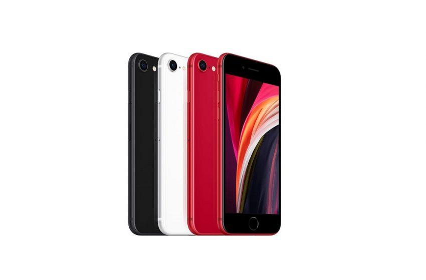 Apple iPhone SE (2020) tanıtıldı! İşte özellikleri ve fiyatı