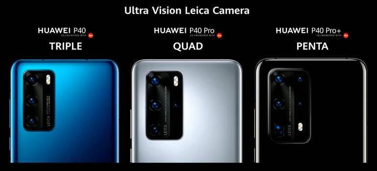 Dünyanın en iyi kamerası Huawei P40 Pro'ya ait
