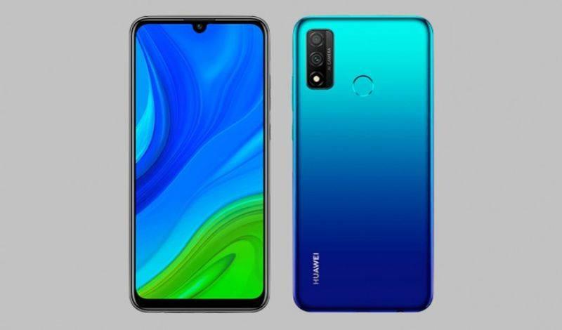Huawei P Smart 2020 özellikleri ve tasarımı sızdırıldı