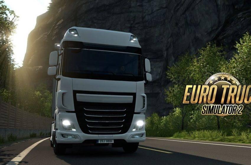Euro Truck Simulator 2 oyununa ve haritalara büyük indirimler!