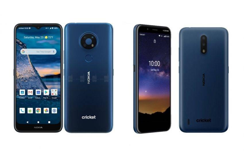 Uygun fiyatlı Nokia C5 Endi ve C2 Tava tanıtıldı!