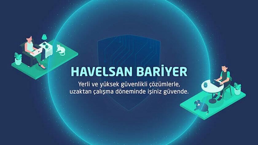 İlk yerli siber güvenlik programı: HAVELSAN Bariyer