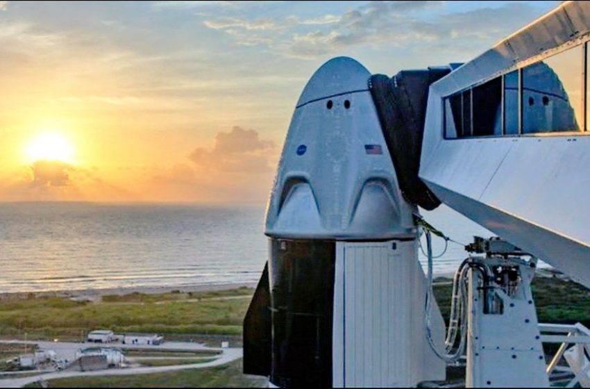 Büyük SpaceX uçuşu ertelendi