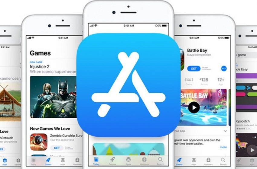 App Store aylık gelir rekoru kırdı