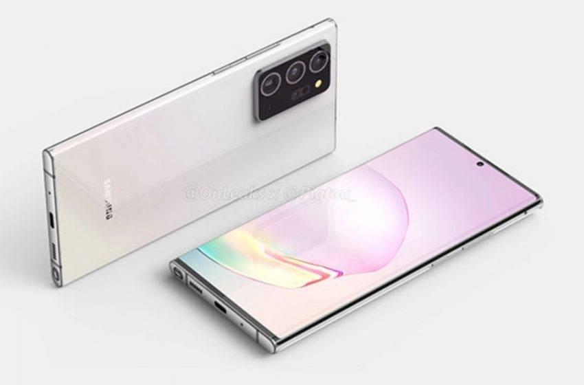 Samsung Galaxy Note 20 batarya kapasitesi sızdırıldı
