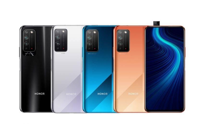 Honor X10 tanıtıldı! İşte fiyatı ve özellikleri