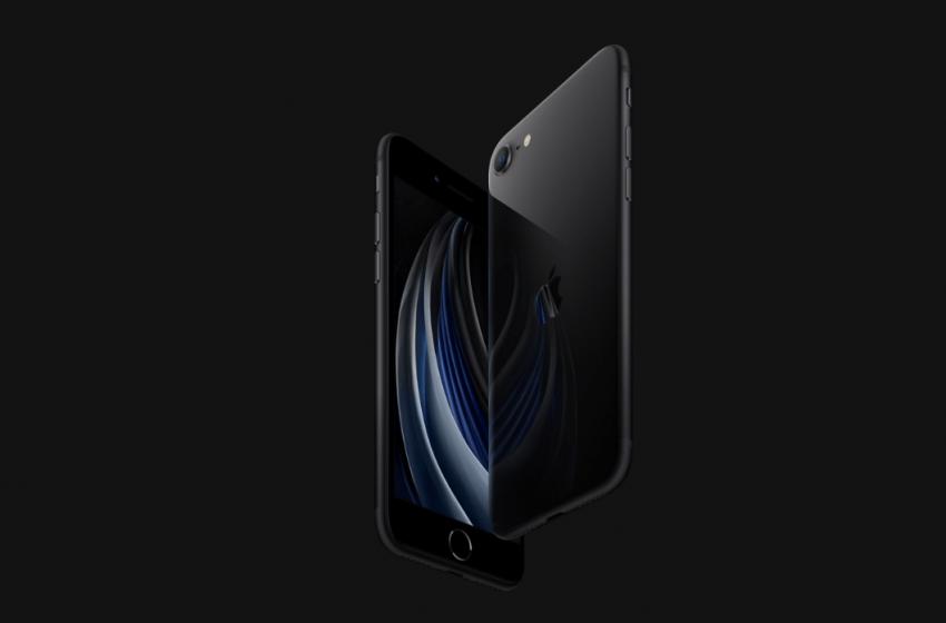 iPhone SE 2020 Türkiye'de satışa sunuldu! İşte fiyatı