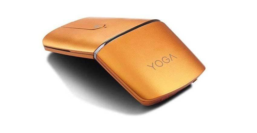 Tasarımıyla dikkatleri üzerine çeken mouse: Lenovo Yoga