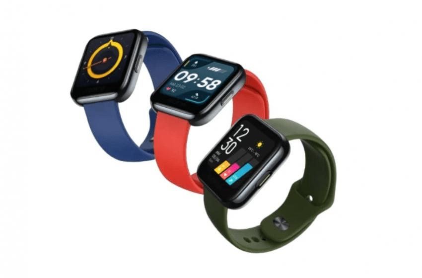 Realme gümbür gümbür geliyor! İşte Realme Watch