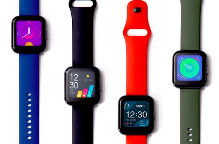 Uygun fiyatlı Realme Watch tanıtıldı! İşte fiyatı ve özellikleri