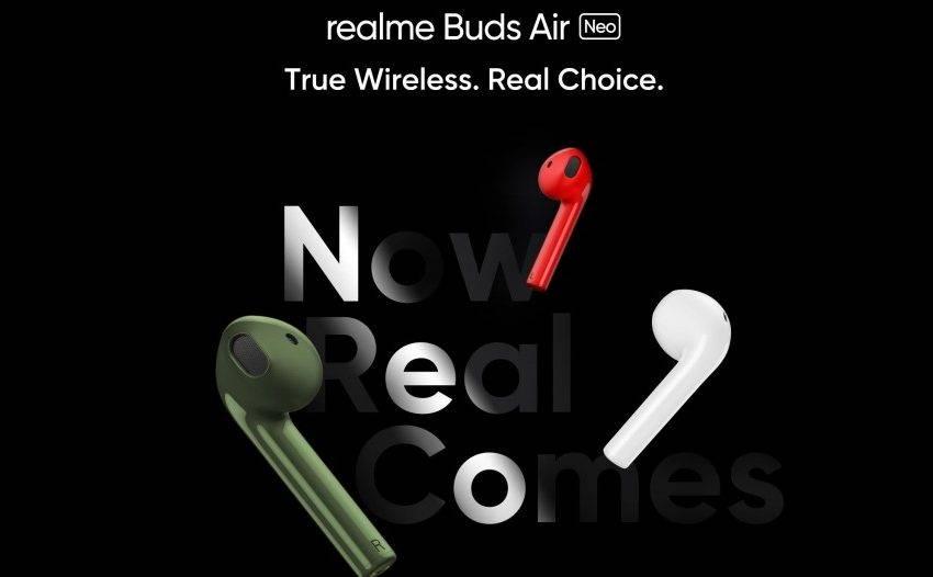 Uygun fiyatlı Realme Buds Q ve Buds Air Neo tanıtıldı! İşte fiyatları