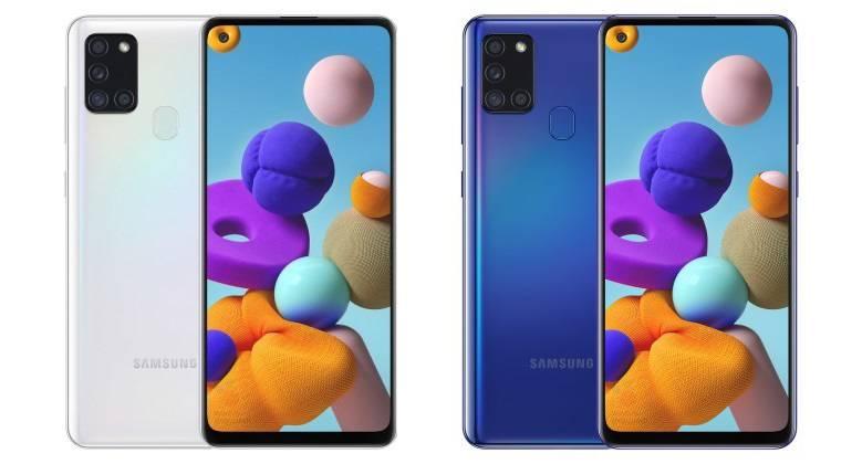 Samsung Galaxy A21s tanıtıldı! İşte fiyatı ve özellikleri