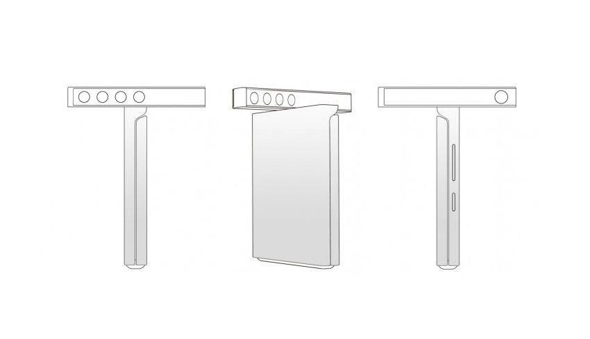 Xiaomi dönen kamera patenti aldı