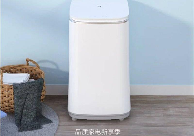 Xiaomi çamaşır makinesi üretti