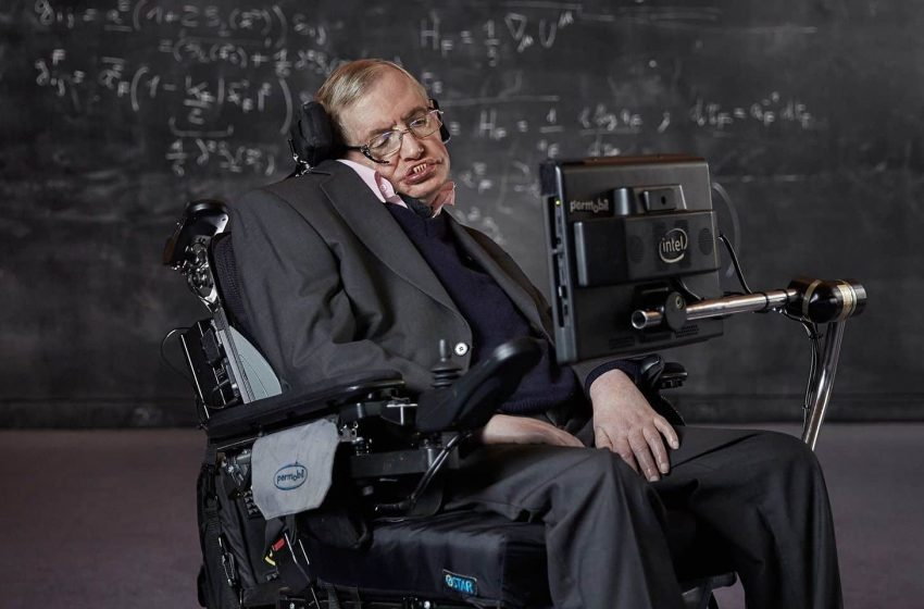 Başarı Hikayeleri 20: Stephen Hawking