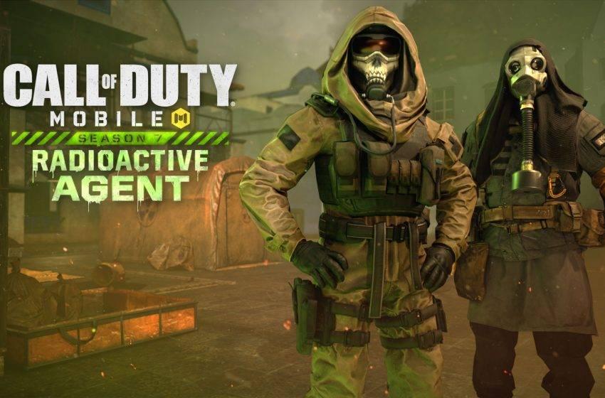 Call of Duty: Mobile 7. sezonu yenilikleriyle yayınlandı