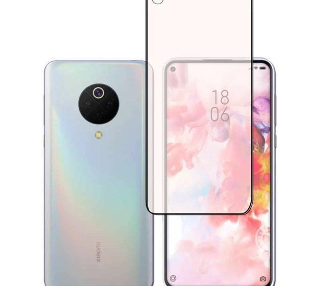 Xiaomi Mi CC10 koruyucu kılıfı telefonun tasarımını ortaya çıkardı!