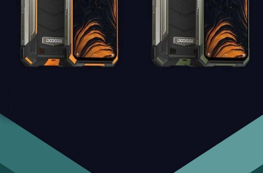 10.000 mAh bataryalı ve uygun fiyatlı Doogee S88 Pro çıkıyor!