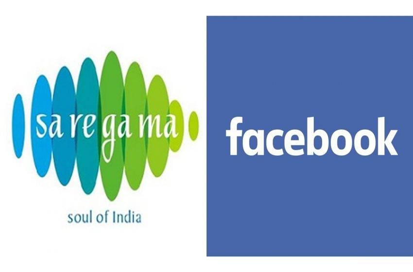 Facebook Hint müzik şirketi Saregama ile anlaştı