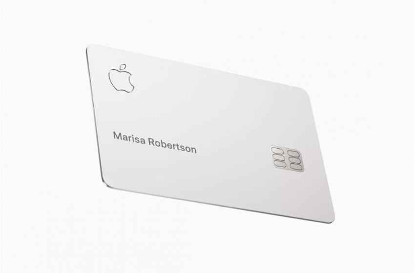 Apple Card sahipleri Apple ürünlerini alabilecek