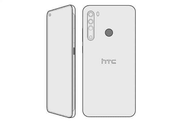 HTC Desire 20 Pro yakın zamanda gelecek