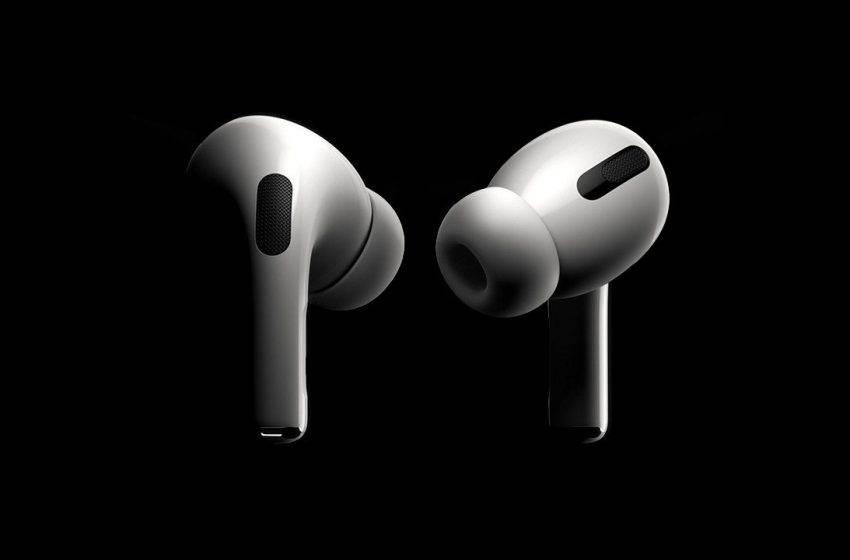 Apple Airpods Pro için beklenmeyen bir güncelleme gönderdi! İşte detaylar