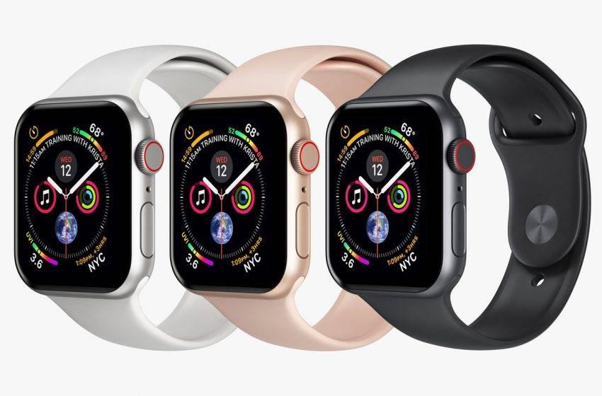 Akıllı saat satışları 1. çeyrek raporu açıklandı! Lider Apple