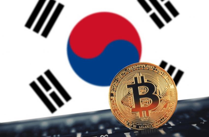 Güney Kore Bitcoin'den vergi almaya başlıyor