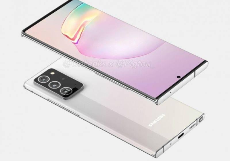 Samsung Galaxy Note 20+ kamera detayları ortaya çıktı