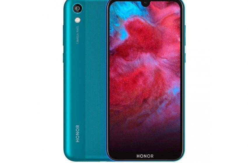 126 dolar fiyatıyla Honor 8S 2020 tanıtıldı! İşte özellikleri