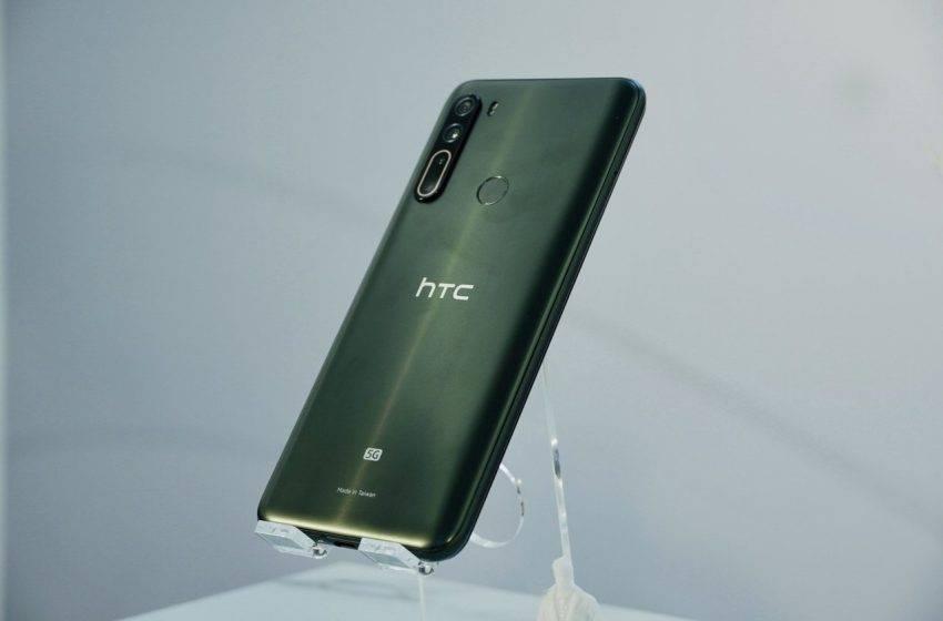 5.000 mAh bataryalı HTC U20 5G tanıtıldı! İşte fiyatı