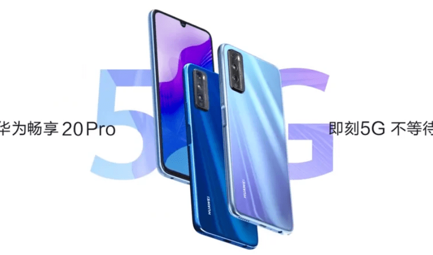 Huawei Enjoy 20 Pro tanıtıldı! İşte fiyatı ve özellikleri