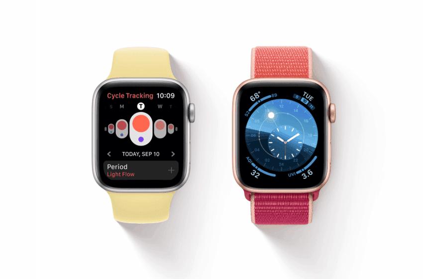 Apple Watch 6 hakkında bilinenler