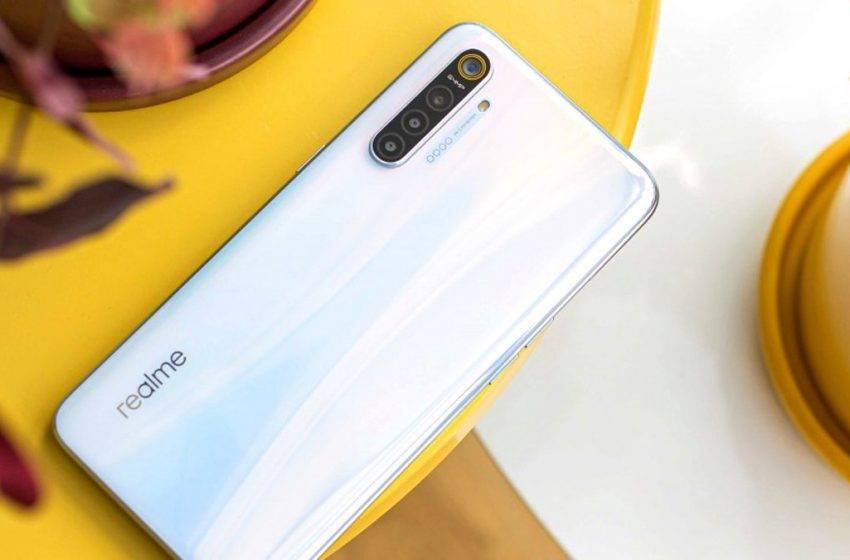 Realme X3 12 GB RAM'e sahip olacak