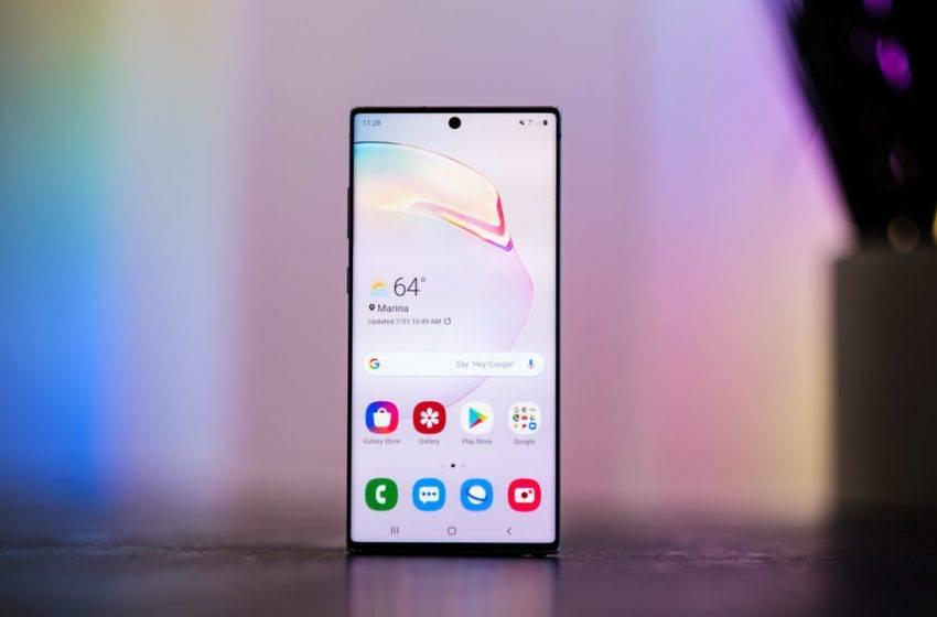 Samsung Android 10 güncellemesi alacak telefonları açıkladı